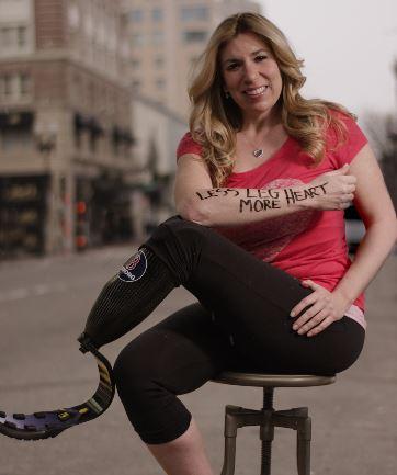 Portrait of Heather Abbott by @dearworld